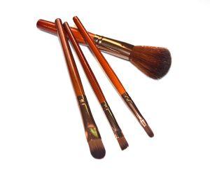 4pcs starter Makeup brush kit