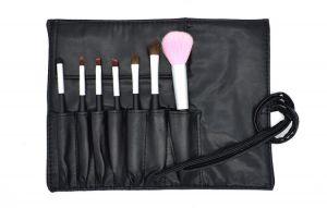 7pcs Starter makeup brush set with PU bag
